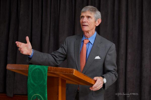 Pastor Neale Miller